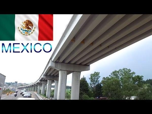 Estado de México: Nueva Autopista La Marquesa - Toluca