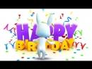 [v- поздравление с днем рождения подруге. Видео открытки