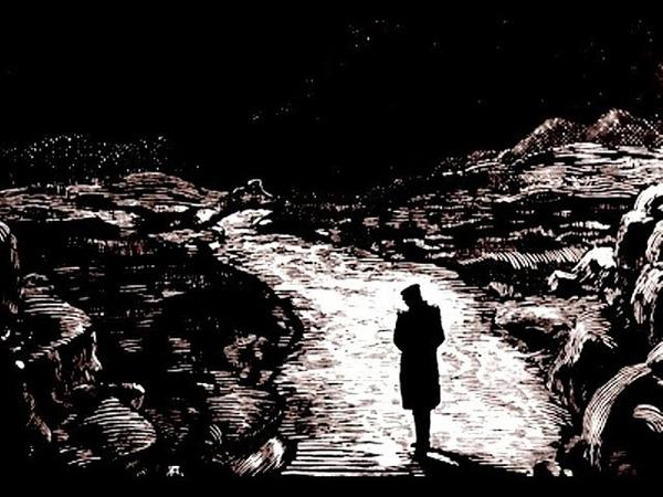 Выхожу один я на дорогу... (ст. М. Лермонтова, муз. Е. Шашиной, муз. обр. А. Васина-Макарова)