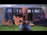 Newton Faulkner - Teardrop - exclusively for OFF GUARD_GIGS Live -