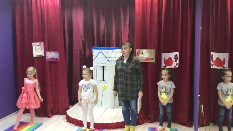 Отчетный концерт. Актерское мастерство.Студия творчества и праздника СОКРАТИКИ в Самаре