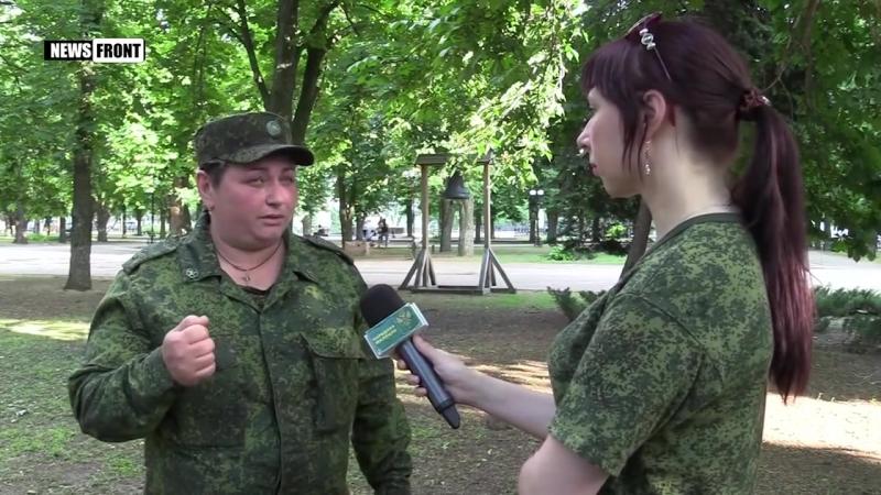 (21 ) «Позывной «Донбасс» Авиаудар по зданию ОГА 2 июня 2014 г