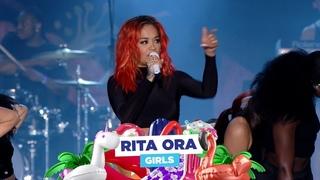 Rita Ora - 'Girls' (live at Capital's Summertime Ball 2018)