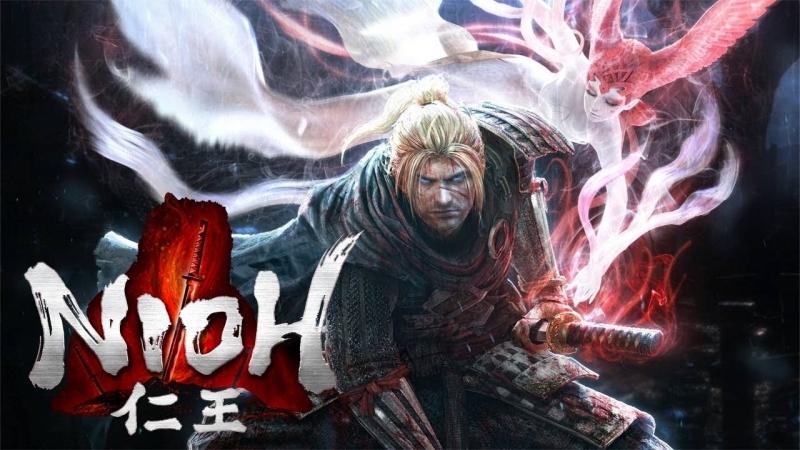 Nioh! Пробуем смесь DarkSouls Diablo c Геральтом в японском стиле! ч.6