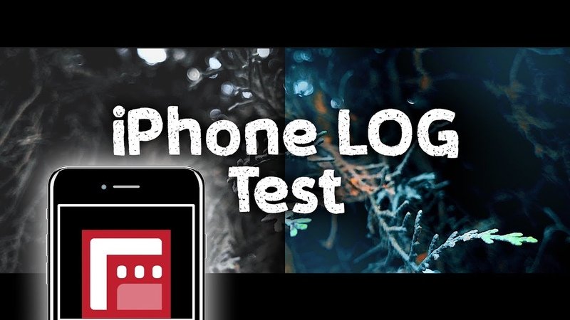 IPhone Filmic Pro Log Test | Low Light Test | Color Grading Log Footage