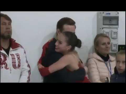Алина Загитова Даниил Глейхенгауз ~ Always by your side