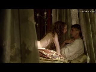Откровенная сцена с Лоттой Вербек – Борджиа (2011)