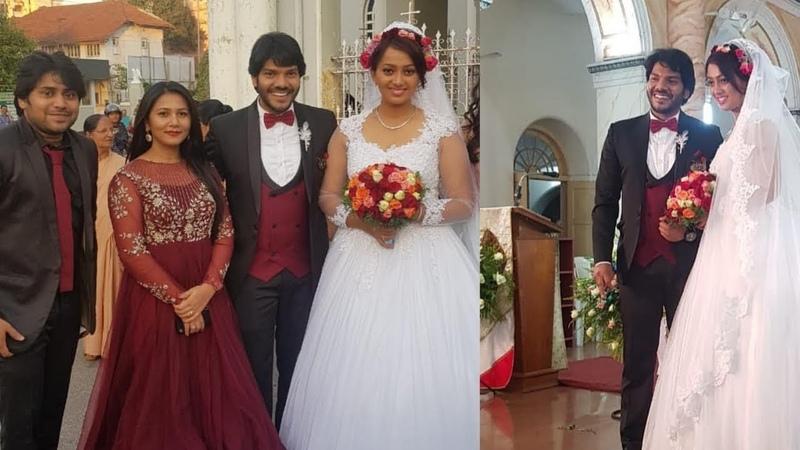 Actor Noel and Ester Wedding Celebration ll Noel Sean ll