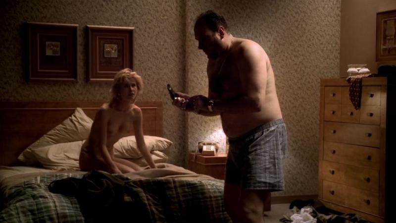 Клан Сопрано S04E06 12 Арти звонит Тони и принимает таблы Тони навещает его в больнице