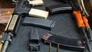 Американец сравнивает военное оружие АК 74 и AR-15 M-16