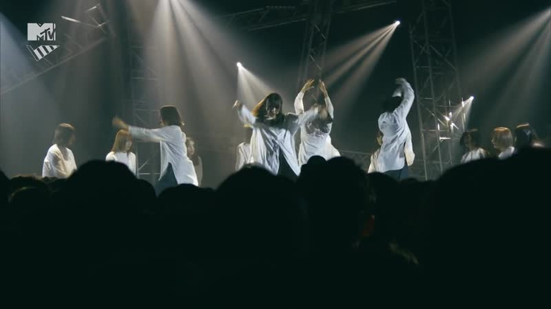 Keyakizaka46 Student Dance Ambivalent Talk MTV VMAJ 2018 THE LIVE 2018 10 14