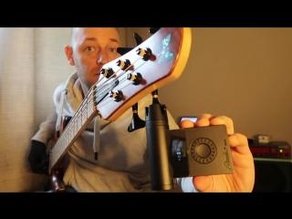Scott Tune Bass With Tuner & Harmonics