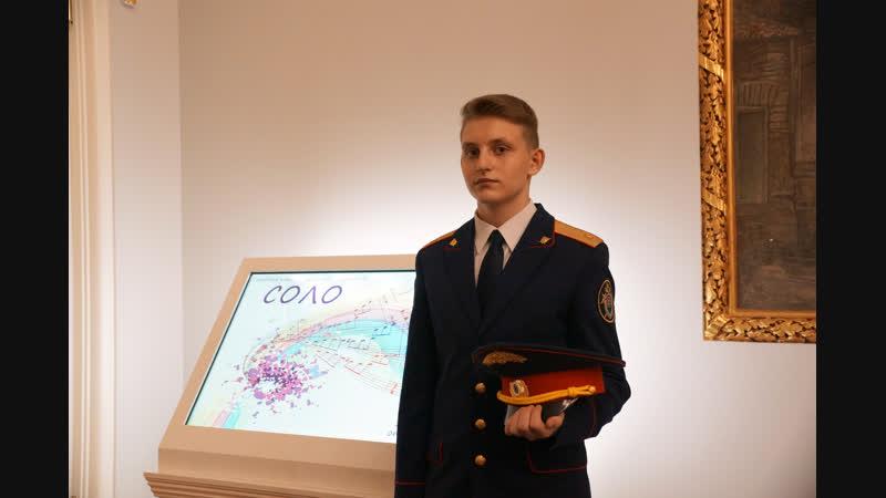 Баллада о солдатской матери Николаев Алексей 8 взвод