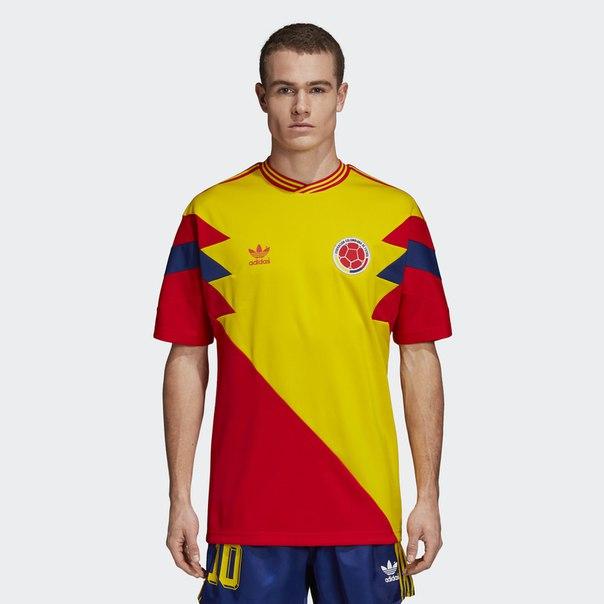 Футболка Colombia Mash-Up