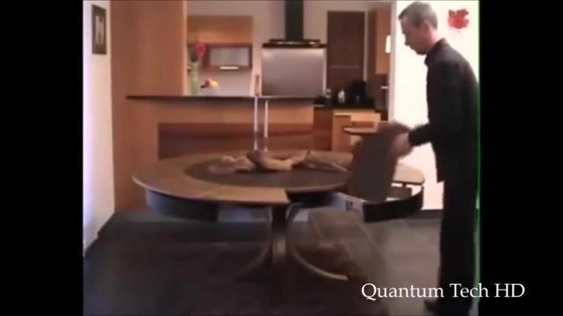 Muebles Inteligentes Para El Ahorro Del Espacio _ Diseños Ingenioso ▶5_HIGH.mp4