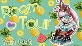 ROOM TOUR C РОШЕЛЬ ГОЙЛ Stop Motion Yan Cat