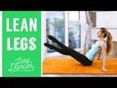 Lean Beautiful Ballerina Legs   Floor Workout
