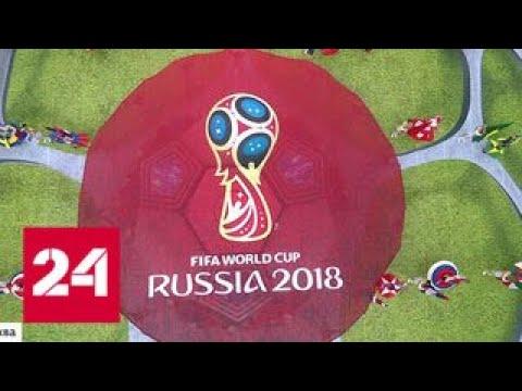 Первые дни ЧМ по футболу в России произвели на мир неизгладимое впечатление - Россия 24