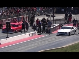 The 55 vs Kayla Close Race at Colorado No Prep Kings