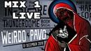 Thunderdome Live DJ Weirdo Warm-Up Oldschool Hardcore/Gabber Megamix by MARY GO WILD