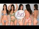 Bikini Try On Haul Prueba de cuatro modelos de bikini de distintas marcas