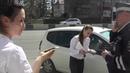 Хамы у отдела полиции № 2 Финал Недовольные красотки Ростов на Дону