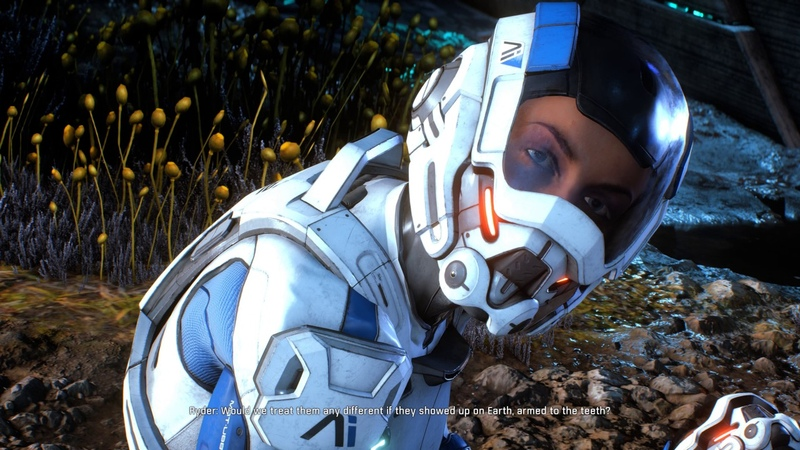 Mass Effect Andromeda PC 4k Ultra