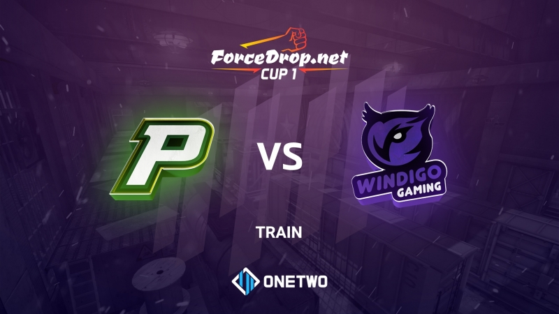 Property vs Windigo (de_train) | ForceDrop.net Cup 1