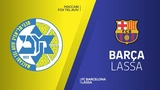 Maccabi FOX Tel Aviv - FC Barcelona Lassa Highlights EuroLeague RS Round 19