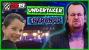WWE 2K19 Undertaker Entrance