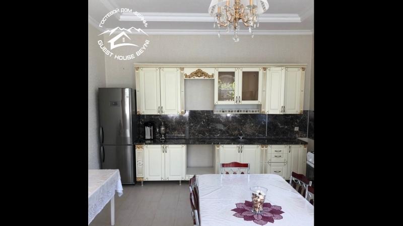 Интерьер и условия проживания в гостевом доме Бейни