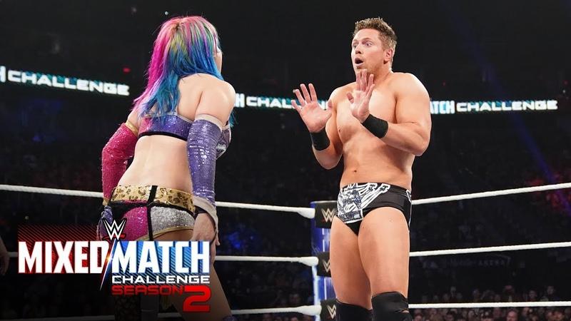 [BMBA] Asuka destroys The Miz in a heated WWE MMC Semifinal confrontation