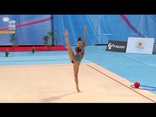 Ekarerina Selezneva - ball(final) // World Cup - Sofia, Bulgaria - 30.03 - 01.04.18
