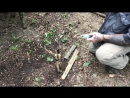 5 Minutes to better Bushcraft Bark Candle Lantern