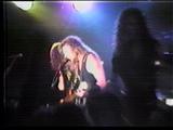 Metallica Harvester of Sorrow (Newark, DE - August 7, 1989)