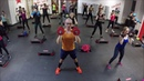 43 Min METABOLIC CIRCUIT 2 Dumbbells Few Jumps Total Body Workout Burn Fat Toning Muscle