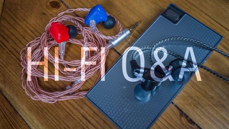 Большой Hi-Fi QA Cayin N5 II, Dunu Falcon-C, iBasso IT01 - опыт использования и ответы на вопросы!
