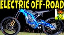 New Sur Ron X electric motorcycle off road review with FOC controller = More POWEEER