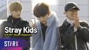 스트레이 키즈 출국, 따뜻한 햇살 같은 미소 뿜뿜 (Stray Kids, ICN INT' Airport Departure)