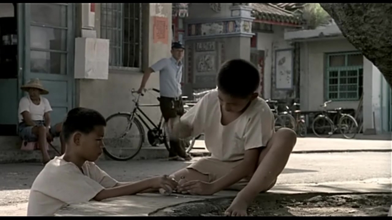 The Time to Live and the Time to Die (1985) Hou Hsiao-Hsien - subtitulada
