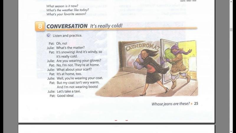 Intro Student's Book CD1 Part 2 Cambridge Interchange Fourth Edition