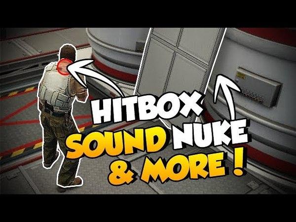 Hitbox Improvements • Bomb Sound Changes • Nuke Overpass (CS:GO Update)
