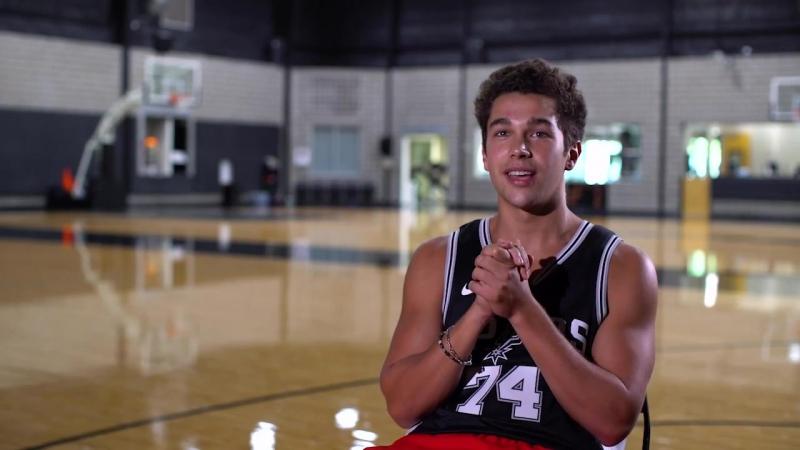 My Spurs Story - Austin Mahone