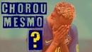 Neymar chorou por quê? (Análise de Linguagem Corporal