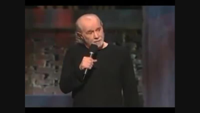 Джордж Карлин - Про фразочки и мужланов (1999)