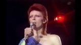 David Bowie - Time - live 1973 (new edit remastered) 1980 Floor Show
