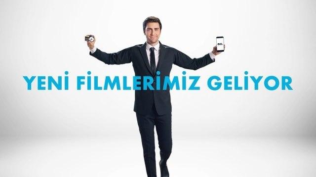 """Paycell on Instagram: """"Türkiye'nin harcadıkça internet kazandıran ilk kankası Paycell'in yeni filmleri, emin adımlarla geliyor. Yakında. Hatta çok ..."""