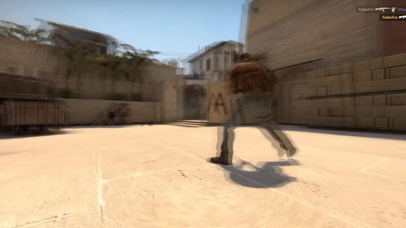 FragMovie AWP and AK-47 CS go