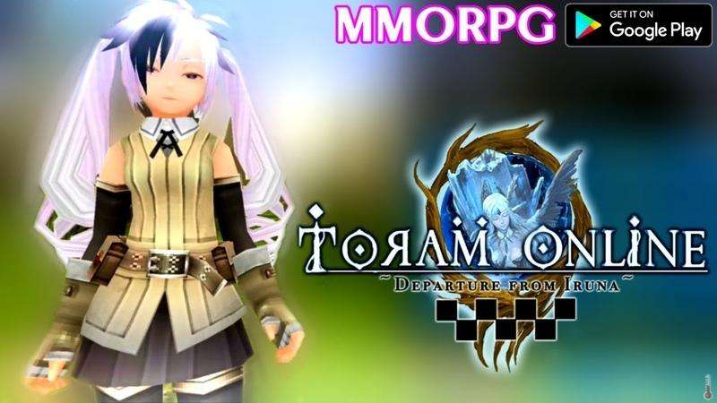 RPG Toram Online - ТОП или ДНО? [ПЕРВЫЙ ВЗГЛЯД]