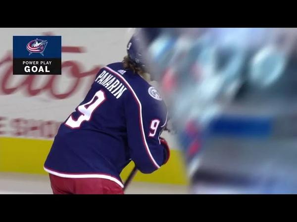 НХЛ 18-19 9-ая шайба Панарина 13.12.18